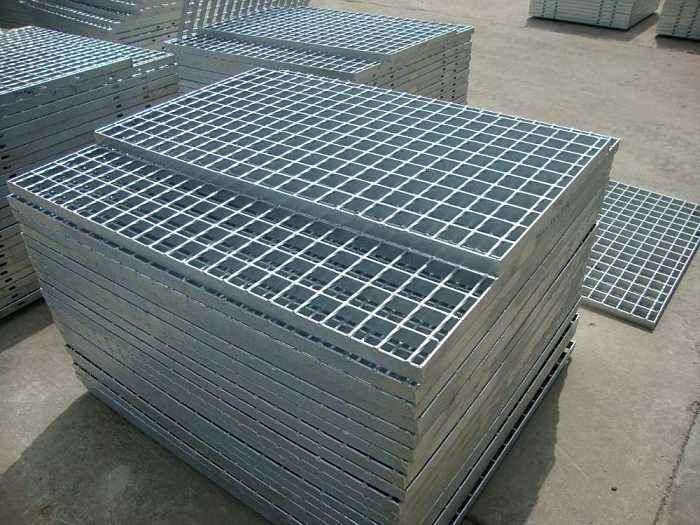 华北压焊钢格栅板